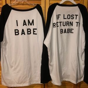 Couples shirts